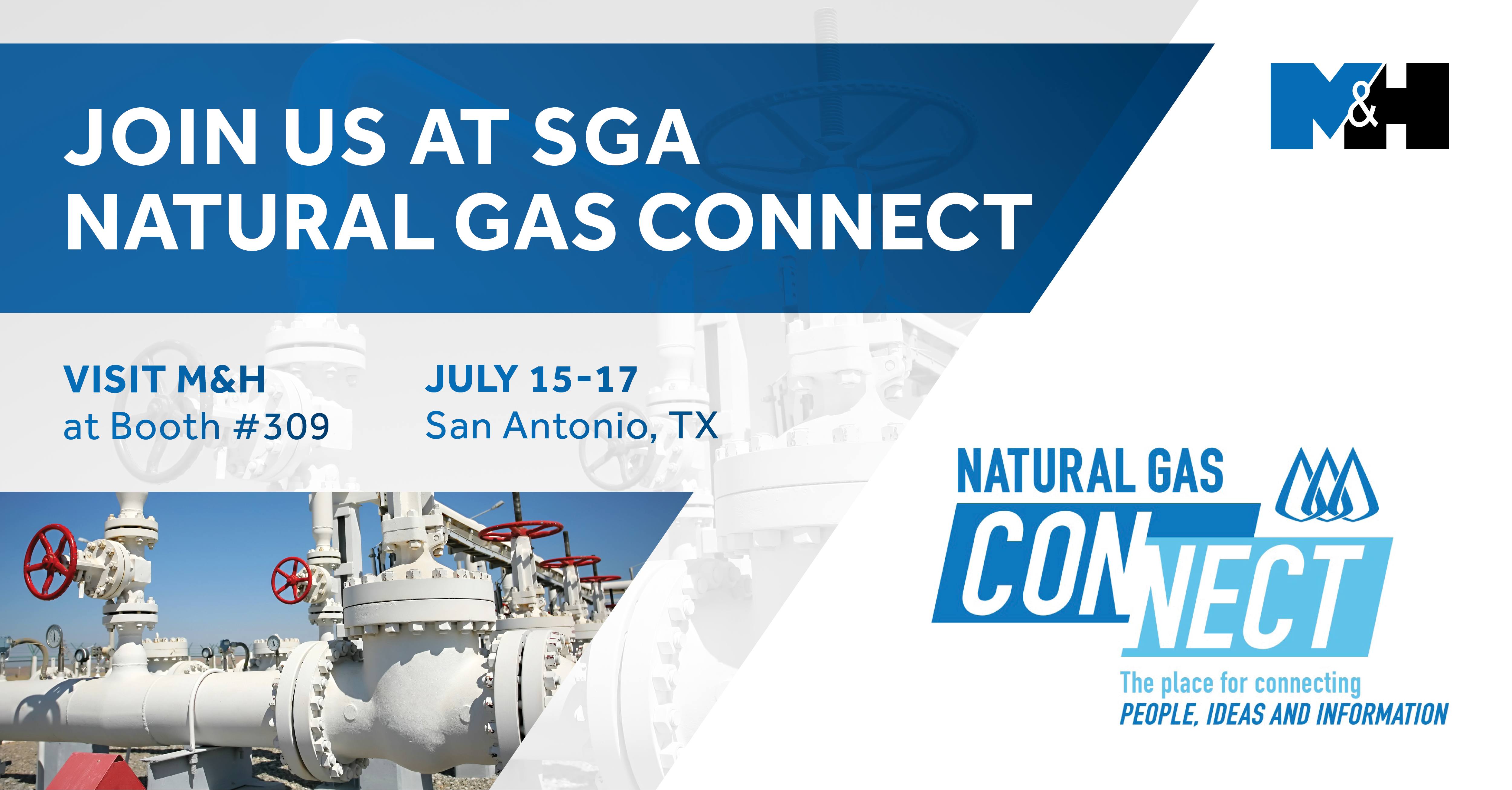 M&H LinkedIN Graphic - SGA Natural Gas Connect - 062019